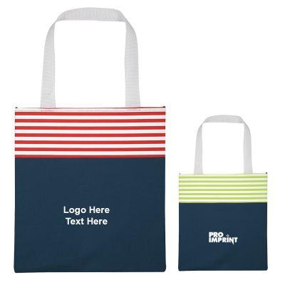 Custom Imprinted Shore Tote Bags