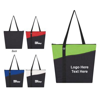 Promotional Grommet Skipper Tote Bags