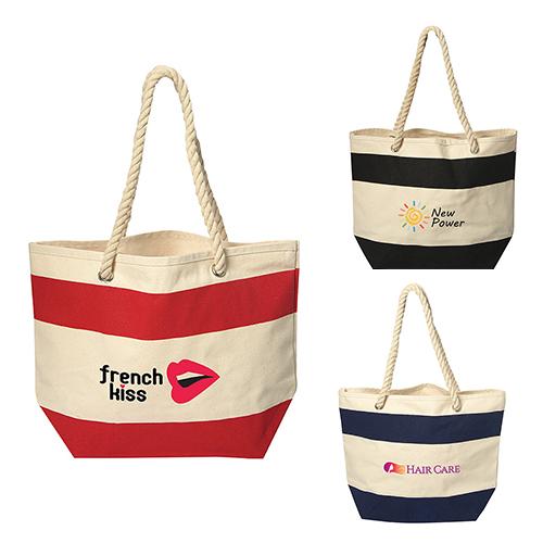 Laval 12 Oz Cotton Tote Bags