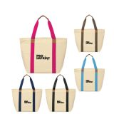 Custom Printed Saratoga Tote Bags