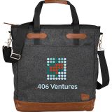 Custom Printed Field and Co. Campster Wool 15 Inch Computer Tote Bags