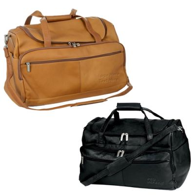 Custom Printed Vaqueta Deluxe Sports Bags