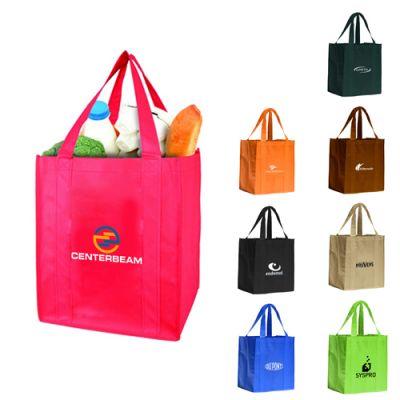Big Shopper Grocery Tote Bags