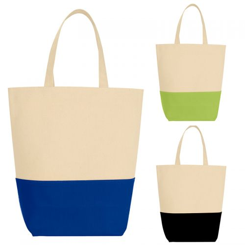 bfd6352ac Custom Printed Tote-And-Go Canvas Tote Bags - Canvas Tote Bags