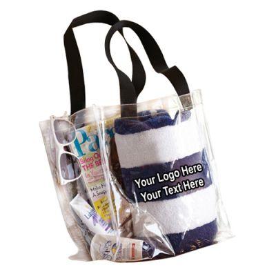 Custom Printed Fan Stadium Tote Bags