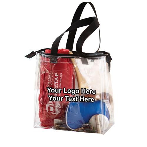 Stadium Tote Bags With Zipper