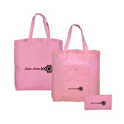 Custom Folding Non Woven Polypropylene Tote Bags