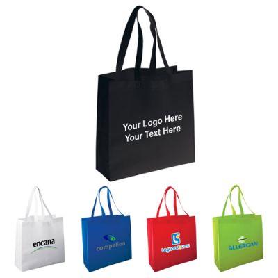 Custom Non Woven Polypropylene Tote Bags - Non-Woven Tote Bags