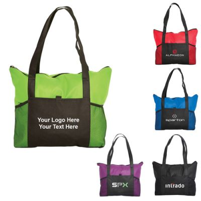 Custom Polypropylene Tote Bags
