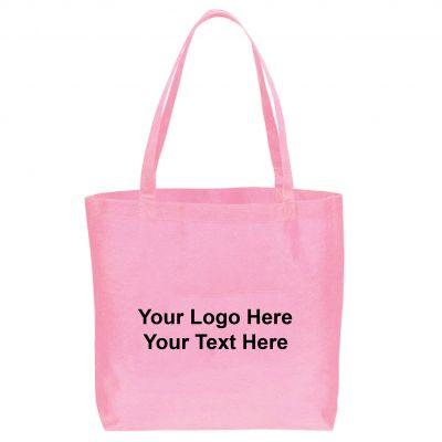 Custom Printed Non-Woven Polypropylene Tote Bags