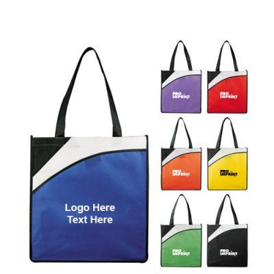 Custom Runway Convention Tote Bags