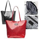 Promotional Bella Mia™ Take-Me-Away Tote Bags