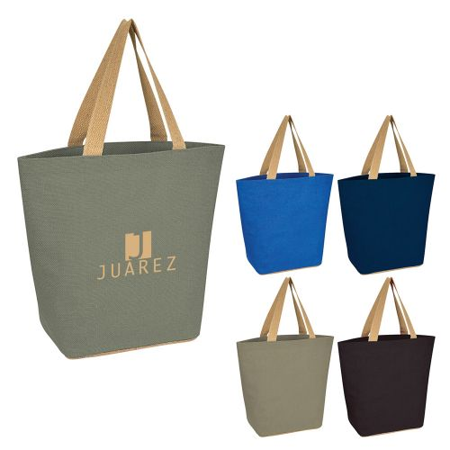 Marketplace Jute Tote Bags