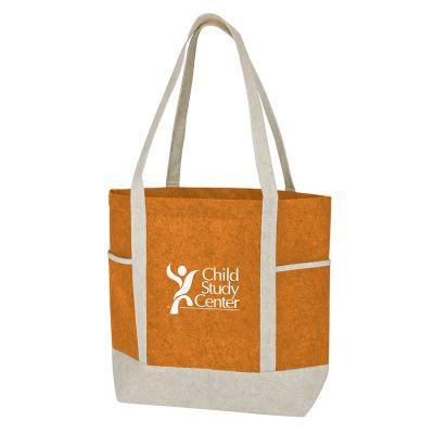 Custom Jumbo Shop-n-Carry All Tote Bags