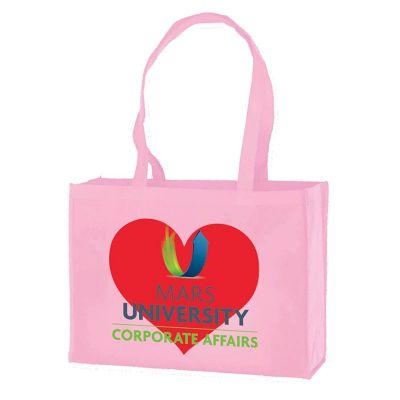 Medium Heart Tote Bags