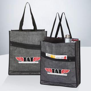 Custom Impress Printed Non-Woven Polypropylene Tote Bags