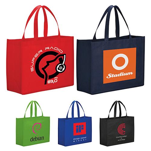 Promotional Logo Mystic Per Tote Bags