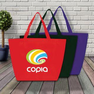 Promotional YaYa Budget Non-Woven Shopper Tote Bags
