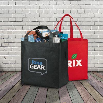 Promotional YaYa Budget Shopper Tote Bags