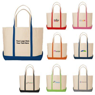 Custom Imprinted Sailing Tote Bags