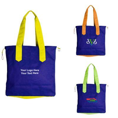 Custom Printed Newbury Tote Bags