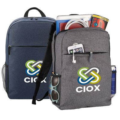 15 Inch Custom Printed Urban Computer Backpack