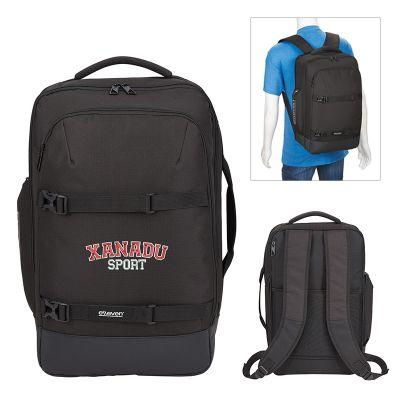15 Inch Personalized elleven Nomad TSA Computer Backpacks