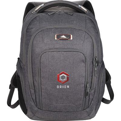 Custom 17 Inch High Sierra Computer UBT Deluxe Backpacks