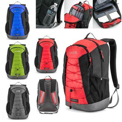 Custom Basecamp Ascent Laptop Backpacks
