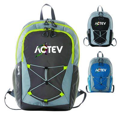 Custom Elevate Drift Computer Backpacks