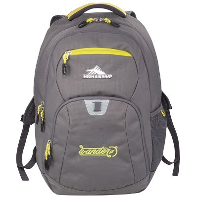 Custom High Sierra BTS 15 Inch Computer Backpacks