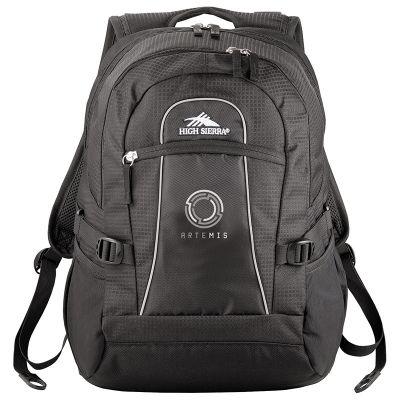 Custom High Sierra Level 17 Inch Computer Backpacks