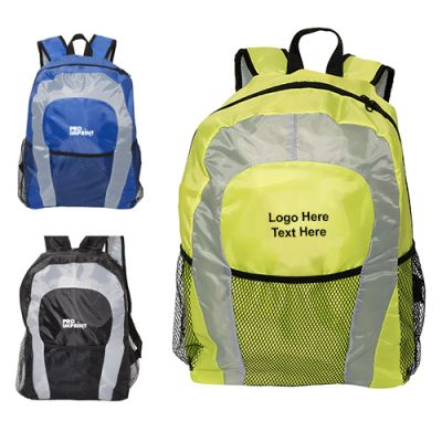 Custom Imprinted Blake Backpacks