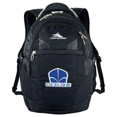Custom Imprinted High Sierra XBT Elite 15 Inch Computer Backpacks