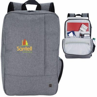 Custom Imprinted Kapston Pierce Backpacks
