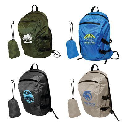 Custom Otaria Packable Backpacks