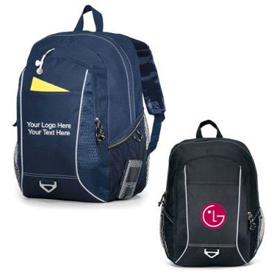 Custom Printed Atlas Computer Backpacks