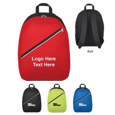 Custom Printed Getaway Dual Strap Backpacks
