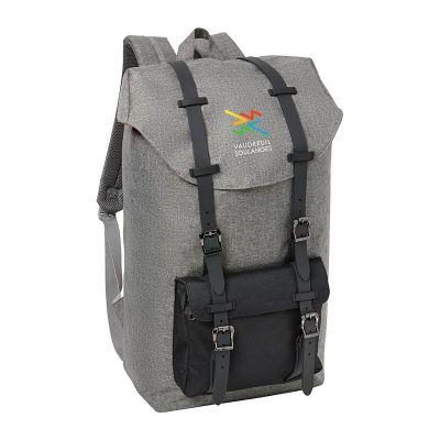 Custom Printed Heritage Computer Rucksack Bags