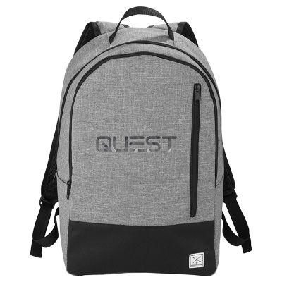 Custom Printed Merchant and Craft Grayley 15 Inch Computer Backpacks