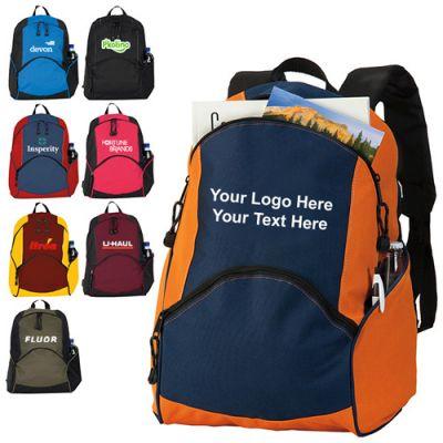 Custom Printed Move Backpacks