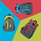 Custom Printed Trivalent Backpacks