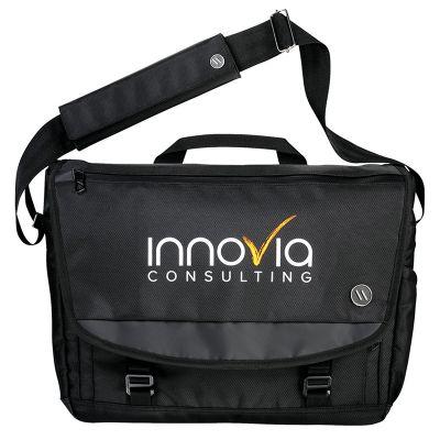 Custom Printed elleven Evolve 15 Inch Computer Messenger Bags