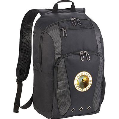Customized 17 Inch Blackburn Computer Backpacks