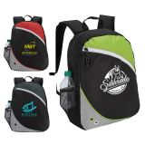 Customized Atchison Smooth Zippered Backpacks