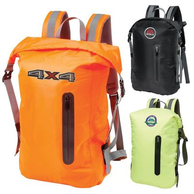 Personalized Flow 25L Dry Bag Backpacks