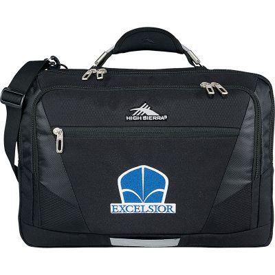 Promotional High Sierra XBT Elite 15 Inch Computer Briefcases