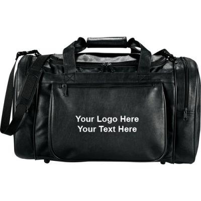 20 Inch Custom Imprinted DuraHyde Duffel Bags