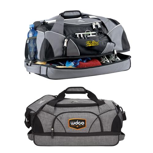 Custom High Sierra 24 Inch Crunk Cross Sport Duffel Bags