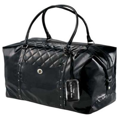 Custom Imprinted Nicole Weekender Duffel Bags